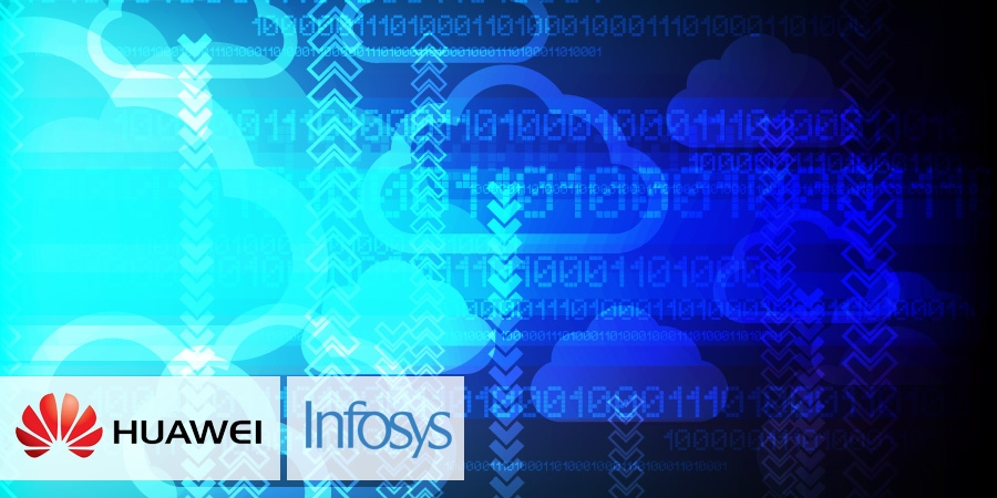 Infosys and Huawei launch cloud-based universal banking capability