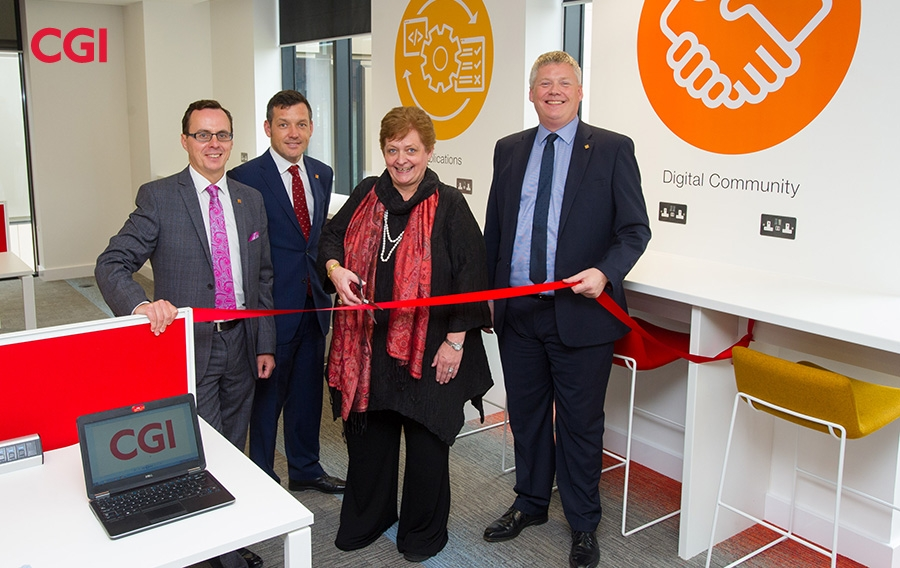CGI opens new office in Glasgow's new innovation zone