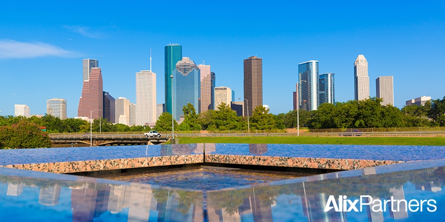 AlixPartners opens new office in Houston Texas, its 25th globally