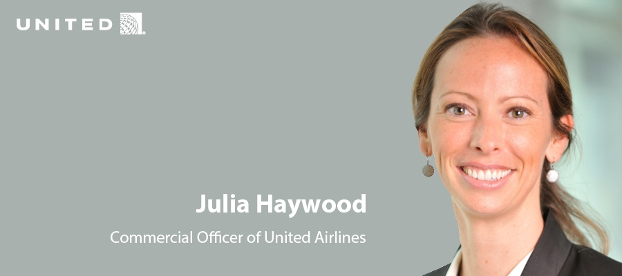 Julia Haywood - United Airlines