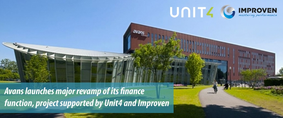 Unit4 and Improven support Avans with overhaul of finance operations