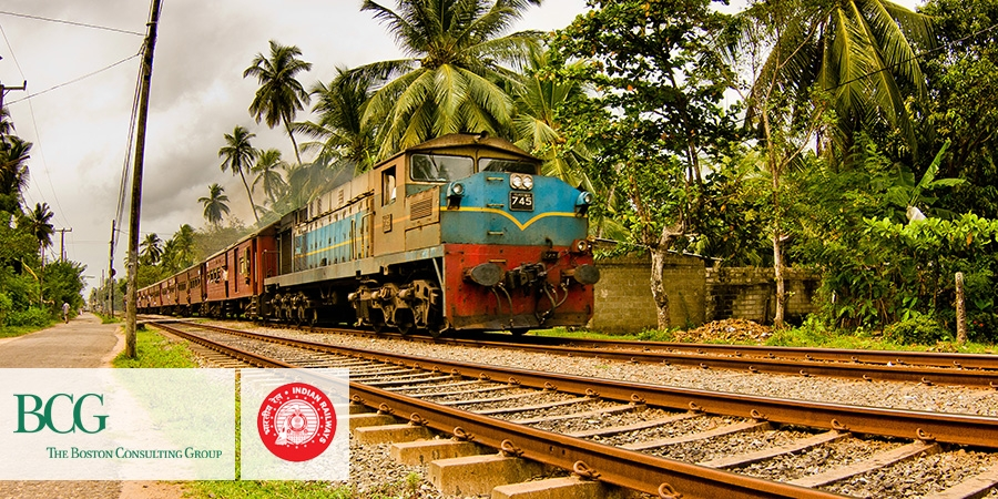 Indian Railways hires BCG as part of railway network upgrade