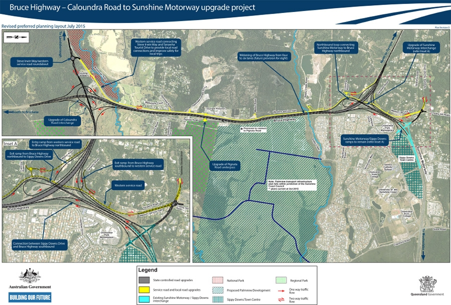 Arup to design upgrade to Australia's Bruce Highway