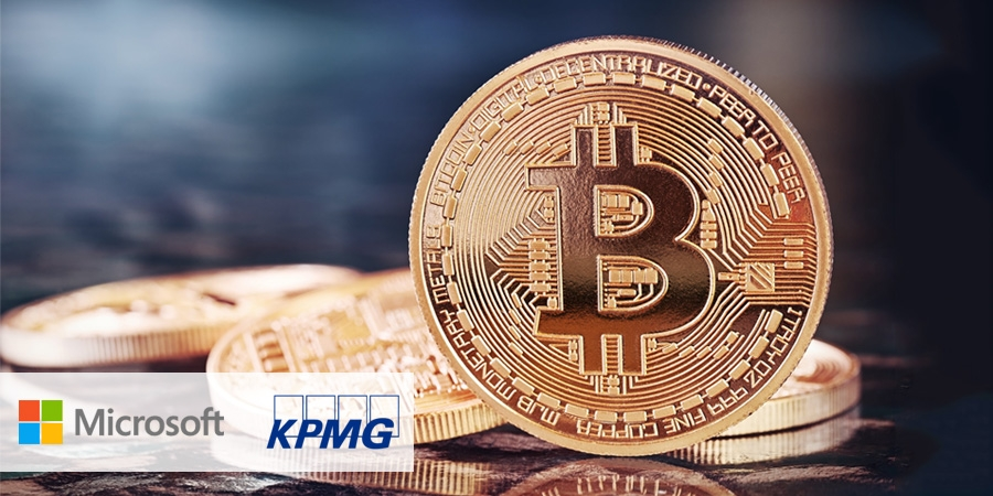 KPMG Financial Services and Microsoft push deeper into blockchain space