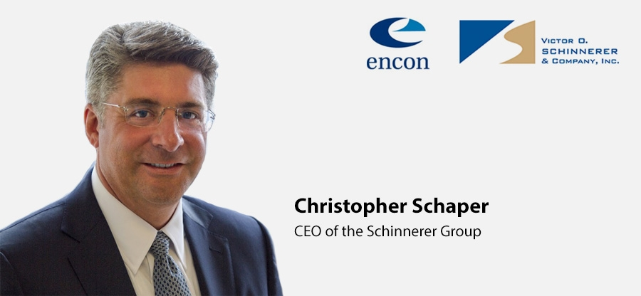 Christopher Schaper - Schinnerer Group