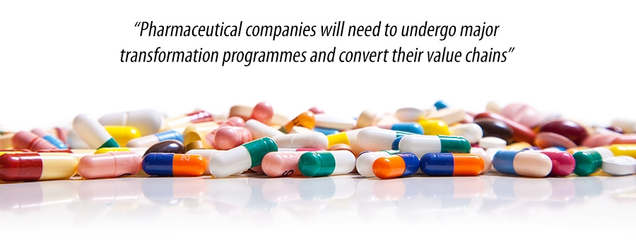 Pharmaceutical companies should embrace digital transformation