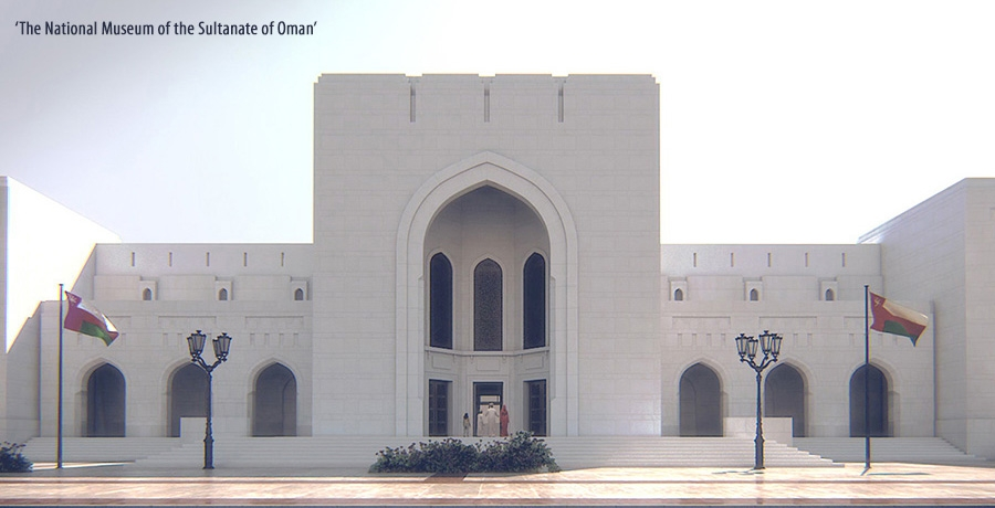 Oman's new National Museum hires Marco for facilities management