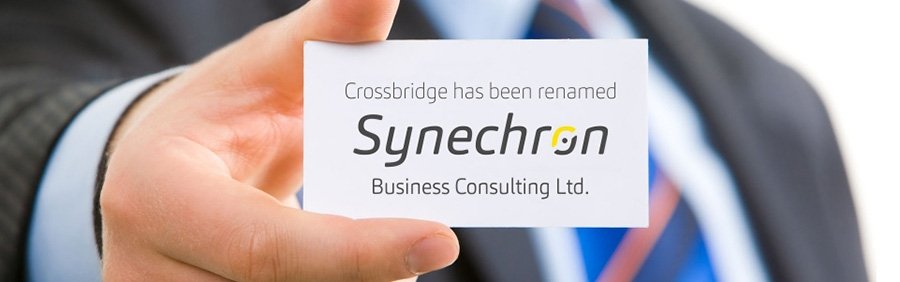 Crossbridge becomes Synechron Business Consulting