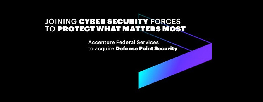 Accenture acquires Defense Point Security