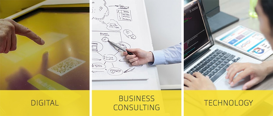 Digital, Consulting, Technology