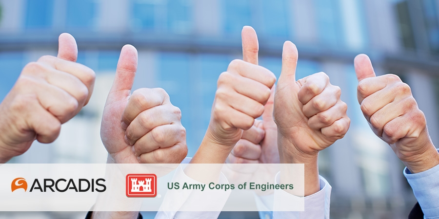 Arcadis wins contract with Europe District of the US Army Corps of Engineers