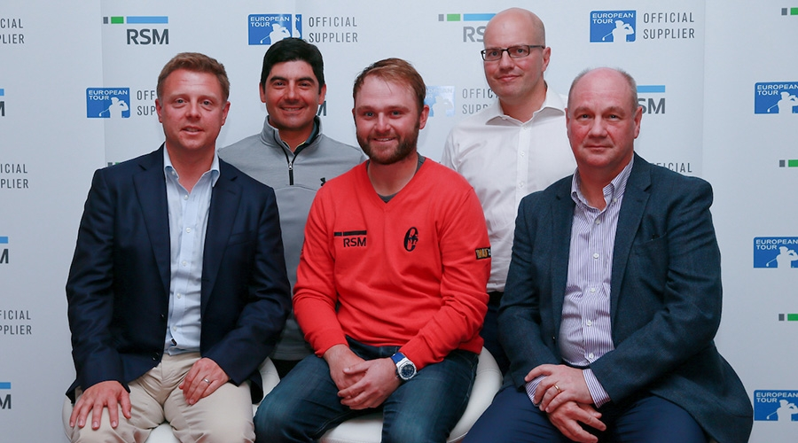 RSM and European Tour launch study into player performance