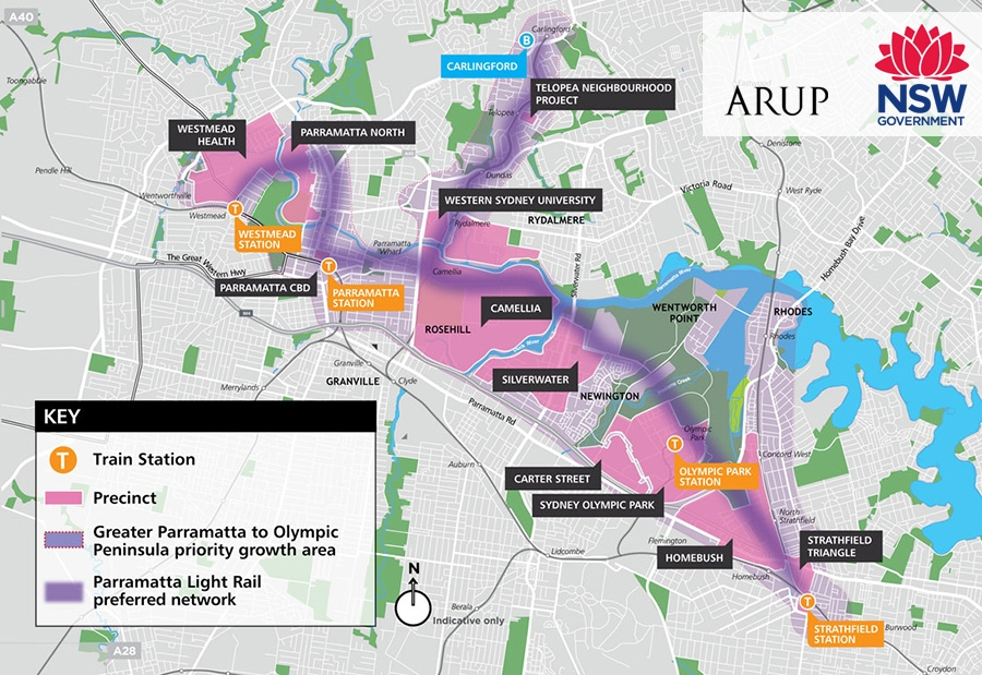 NSW Government hires Arup to deliver technical advisory on rail project