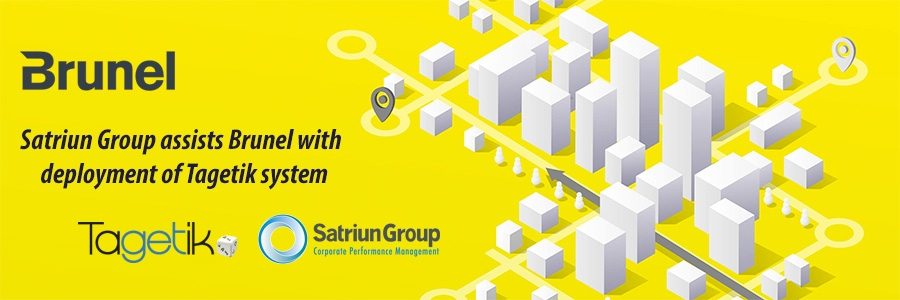 Satriun Group assists Brunel with deployment of Tagetik system