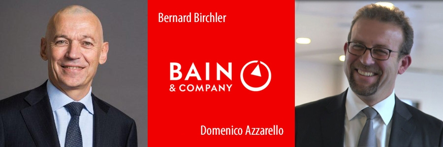Bernard Birchler and Domenico Azzarello - Bain & Company