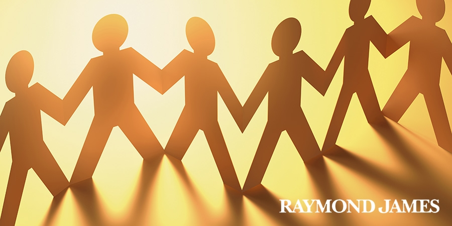Raymond James Cares programme provides more than 6,562 hours to local communities