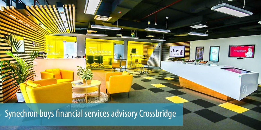 Synechron buys financial services advisory Crossbridge