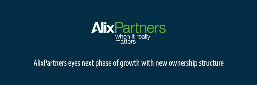 AlixPartners eyes next phase of growth with new ownership structure