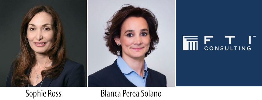 Sophie Ross and Blanca Perea Solano