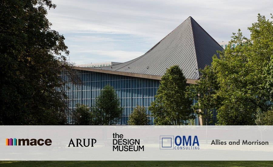 Arup and Mace provide services to newly redeveloped London Design Museum