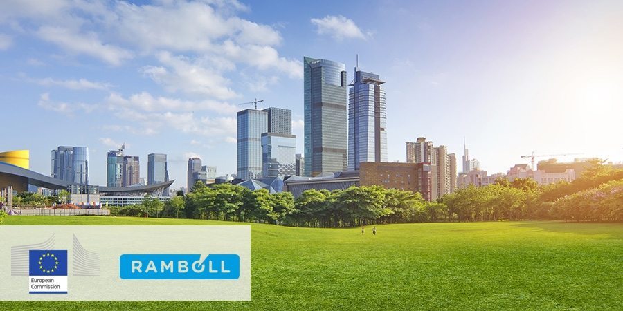 Ramboll selected as key city partner in EU suitability programme