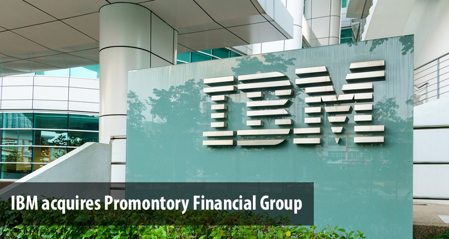 IBM acquires Promontory Financial Group
