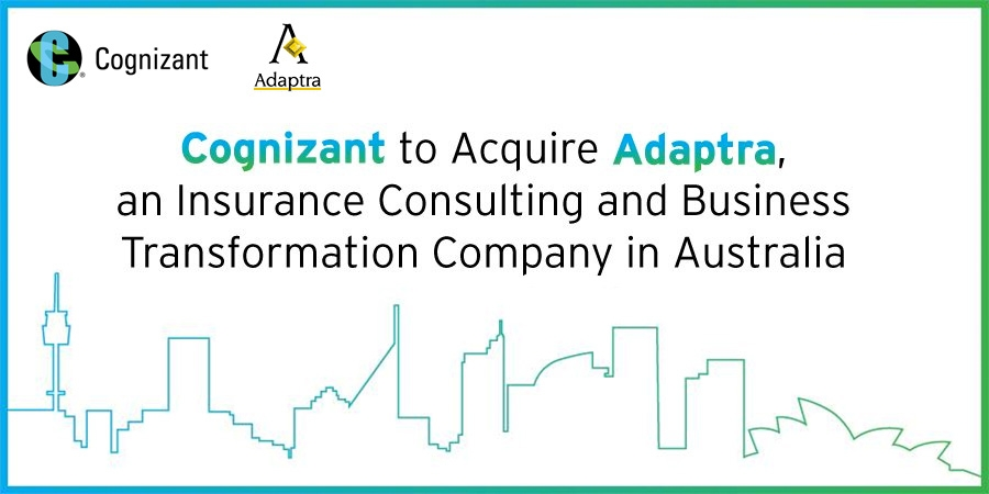 Cognizant to acquire Adaptra