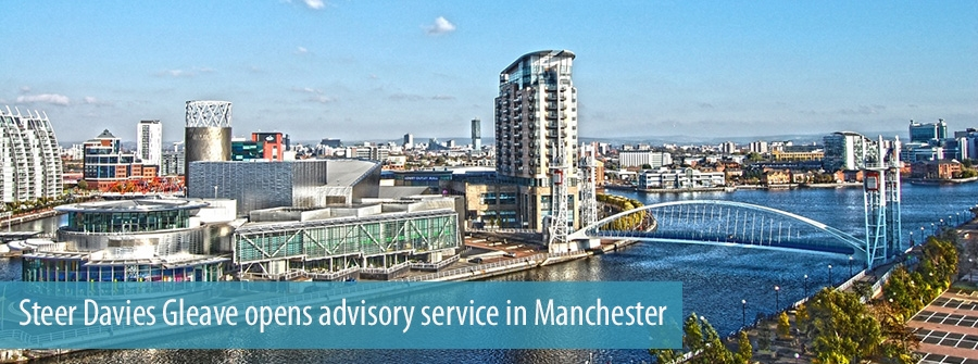 Steer Davies Gleave opens advisory service in Manchester