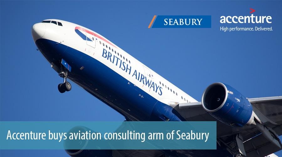 Accenture acquires aviation consulting business of Seabury