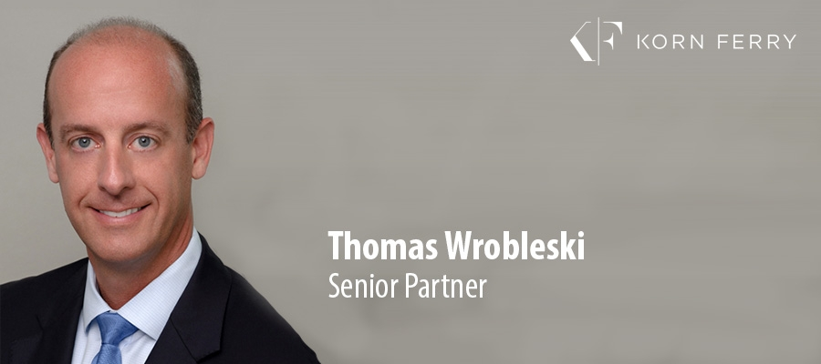 Thomas Wrobleski - Korn Ferry