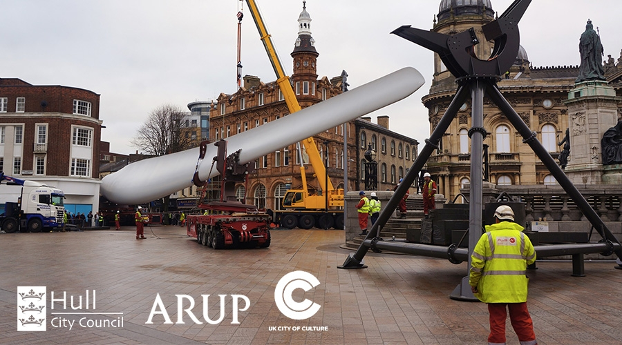 Hull City Council, ARUP, UK City Of Culture
