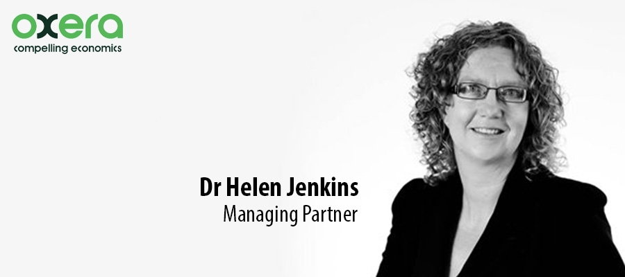 Helen Jenkins - Oxera Consulting