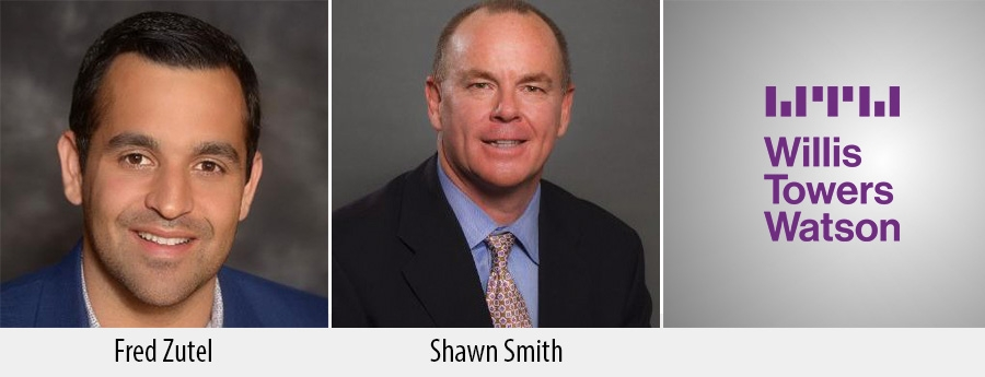 Fred Zutel and Shawn Smith - Willis Towers Watson