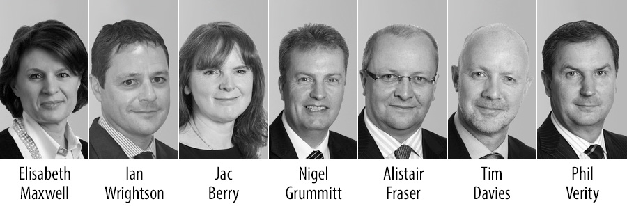 New appointments to the Executive team Mazars