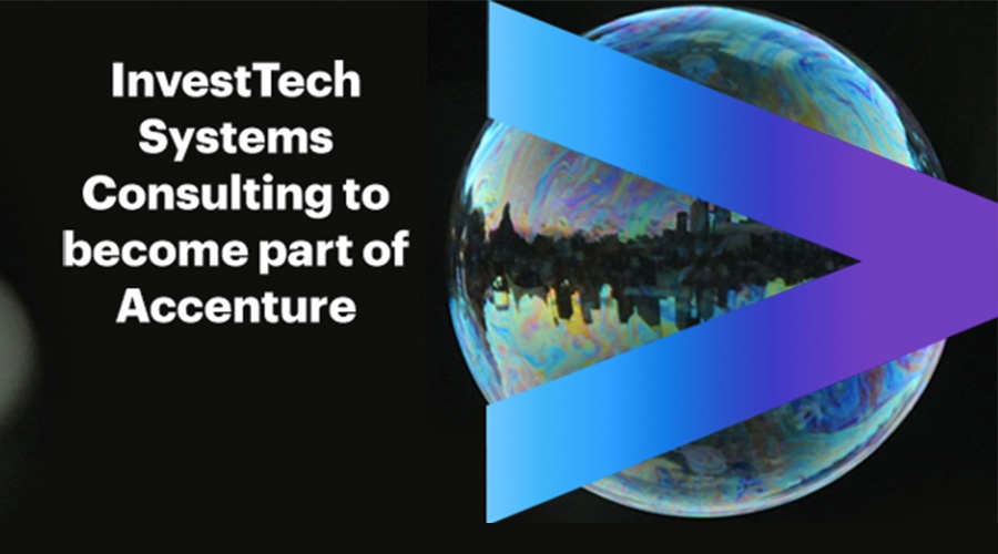 Accenture acquires InvestTech Systems Consulting