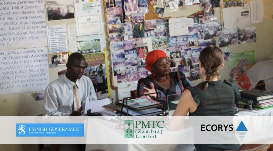 PMTC and Ecorys support work in Zambia