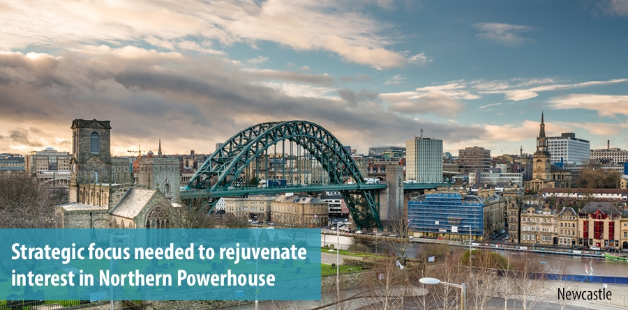 Strategic focus needed to rejuvenate interest in Northern Powerhouse