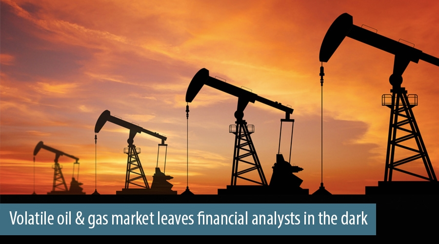 Volatile-oil-&-gas-market-leaves-financial-analysts-in-the-dark