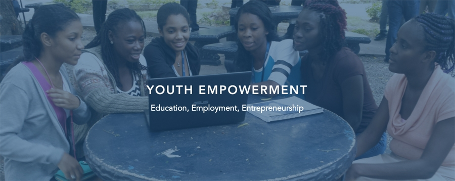 Youth Empowerment Education Employment Entrepreneurship
