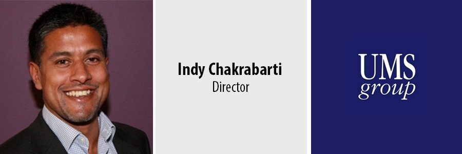 Indy Chakrabarti - UMS Group