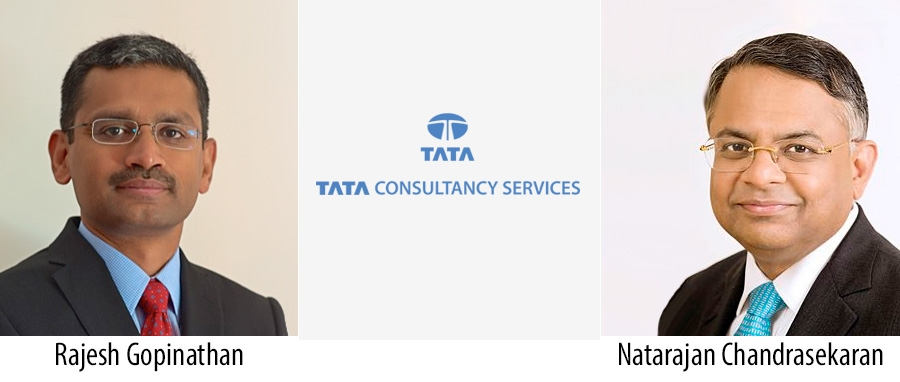 Rajesh Gopinathan and Natarajan Chandrasekaran - TATA Consultancy Services