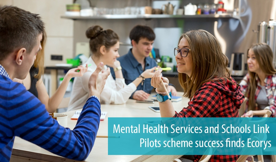 Mental Health Services and Schools Link Pilots scheme