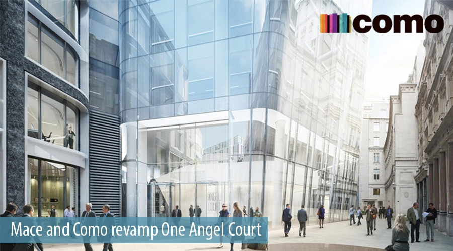 Mace and Como revamp One Angel Court