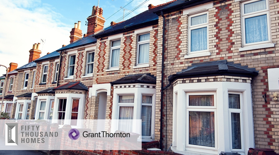Grant Thornton and Fifty Thousand Homes