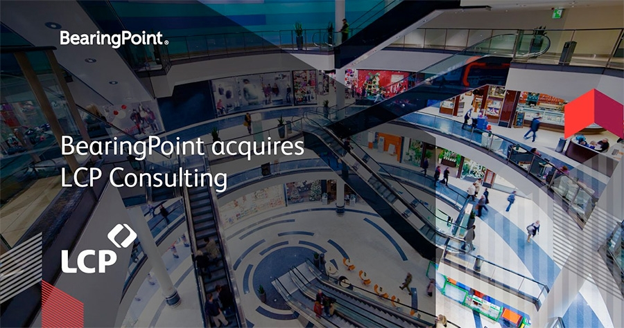 BearingPoint acquires LCP Consulting