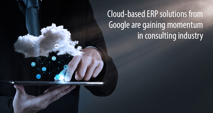 Cloud-based ERP solutions from Google