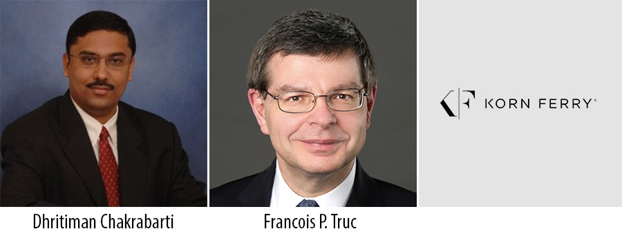 Dhritiman Chakrabarti and Francois P Truc - Korn Ferry