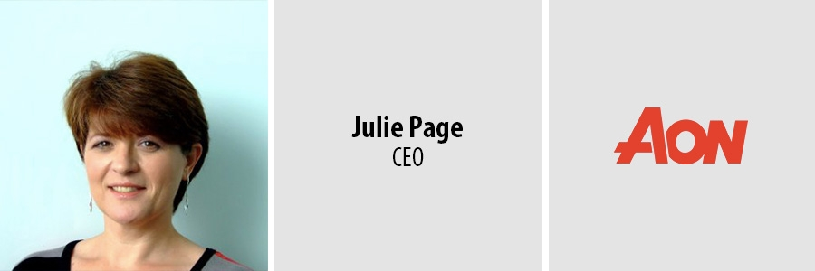Julie Page - Aon