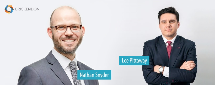 Nathan Snyder and Lee Pittaway - Brickendon
