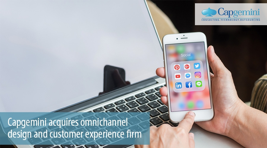 Capgemini acquires omnichannel design and customer experience firm